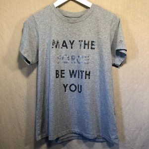 Star Wars Uniqlo collectible graphic tee